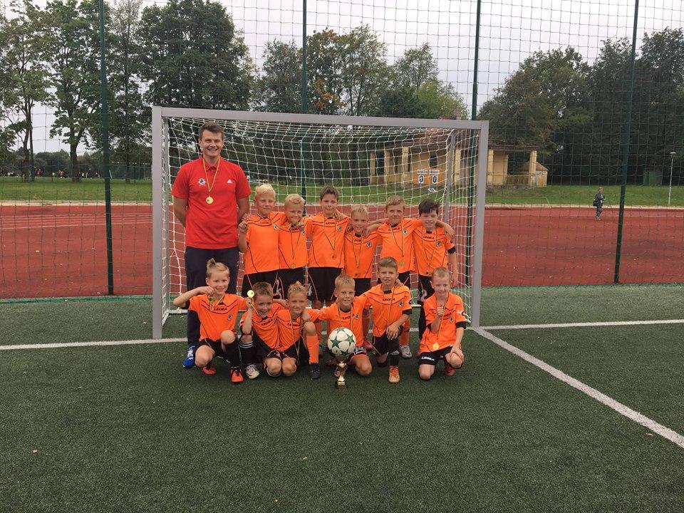 "Kauno futbolo mokyklos ""Fortūna"" komanda buvo nenugalima turnyre Kėdainiuose!!!"
