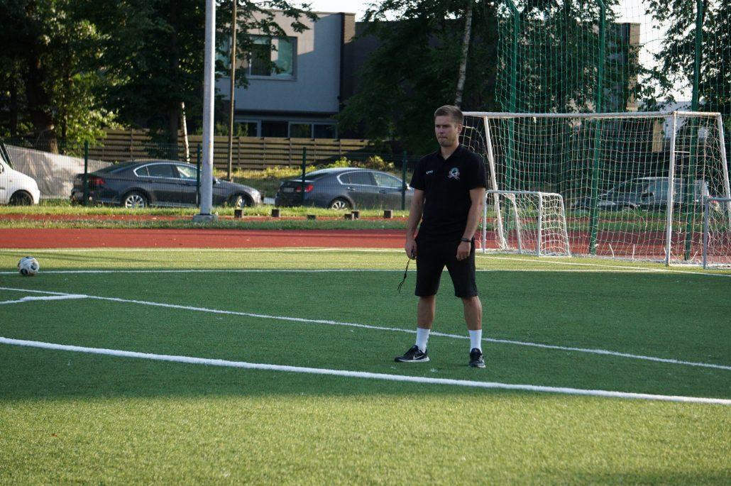 FM Fortūnos trenerio G.Zagursko atostogos futbolo ritmu.
